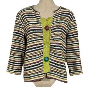 PER UNA Knit Button Front Funky Cardigan (Marks & Spencer)